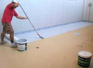chống thấm sàn mái gốc pu