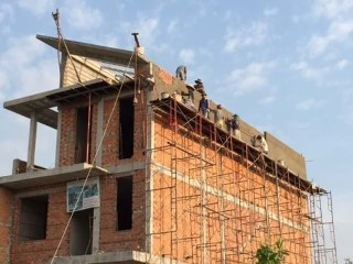 xây nhà chống thấm
